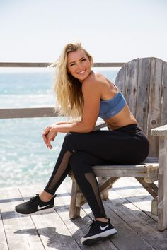 Meet Your Amazing Studio Tone It Up Trainer Chyna! Workout Pics, Yoga Workouts, Workout Tanks, Workout Gear, Girl Inspiration, Fitness Inspiration, Modelos Fitness, Lifestyle Sports, Womens Workout Outfits