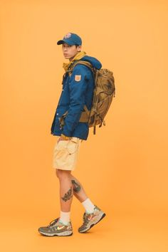 78a78a62b77 White Rock Spring Summer 2018 Editorial release info Snow Peak Spalwart  Fjällräven jackets sweaters shirts pants
