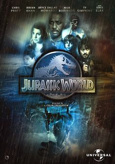 Movie Trailer: Jurassic World | HD-Movies