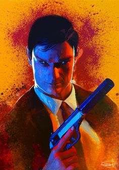 Check this fantastic 007 by Daniel Murray from http://danielmurrayart.deviantart.com/ Photoshop and Rebelle is a perfect combination for concept art. Visit Rebelle website  rebelle.escapemotions.com