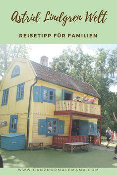 Wer mit Kindern in Småland in der Gegend rund um Vimmerby unterwegs ist, der sollte unbedingt einen Besuch in der Astrid Lindgren Welt einplanen. Ein Freizeitpark? Ein schwedischer Freizeitpark! O…