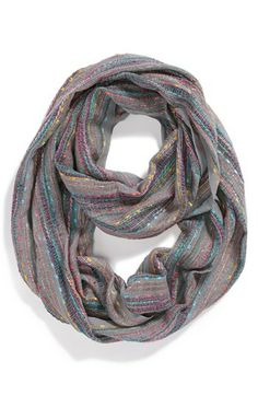 Lulu Baja Infinity Scarf available at #Nordstrom