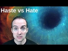 New video by Jerry Banfield on YouTube Would you believe that haste kills more people than hate?  World War 2 was the greatest military conflict in human history accounting for more than 60 million deaths which was nearly 3% of the world population at the time with many other wars contributing millions more.  In the 70 years since WW2 ended in 1945 millions of people globally have died in car accidents EVERY YEAR nearly all of which result from at least one if not multiple drivers rushing…