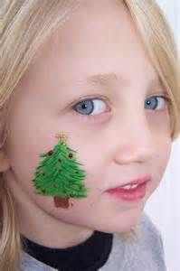 christmas face paint - Search