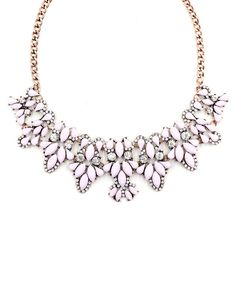 Valencia Bib Necklace from The Shopping Bag