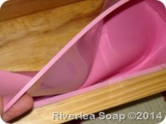 Riverlea Soap: Making Silicone Mould Liners - A tutorial