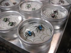 How fun are these earrings?! We have so much fun Halloween stuff at Lily's!