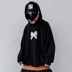 - Sleeve Length: Full- Thickness: Standard- Material: Cotton Mode Streetwear, Streetwear Fashion, Style Hip Hop, Urban Fashion, Mens Fashion, Japanese Streetwear, White Hoodie, Custom Clothes, Style Guides