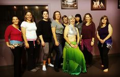 First Introduction to Bellydance workshop for Culture Days 2016 Winnipeg!
