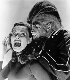 I Was a Teenage Werewolf 1957 - Michael Landon played the werewolf! Scared me to death