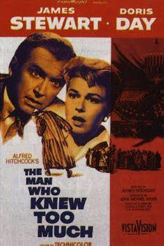 Cine Club Comfamiliar: El Hombre que sabía demasiado | Lunes 2 de Noviembre de 2009. Clásicos del cine revisitados