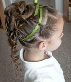 http://www.hairstyles-haircuts.com . 50 Best Little Girls Hairstyles Ideas | FashionWTF curly hairstyles -  little girls haircut 2014,  #little girls hairstyles  #2014 kids hairstyle