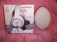 Heavy on Fashion: Heavy on Fashion Reviews - Flip Headphones*
