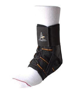 Lace-Up Ankle Braces : Power Lacer Ankle Brace
