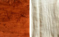 Brown and white fabric and  wood combination and colour scheme ideas