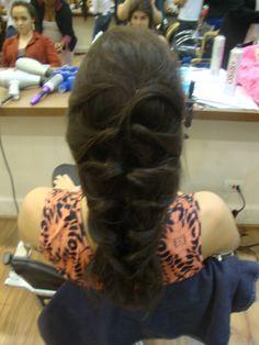#penteados #trançagrega
