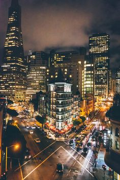 San Francisco Feelings - San Francisco, California by /fionalanham/ San Francisco Sites, San Francisco At Night, San Francisco Travel, San Francisco California, California Love, Sierra Nevada, San Diego, Destinations, City Photography