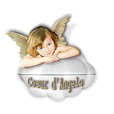 coeur d`angelo logo ange