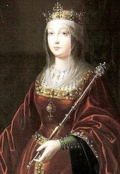 Isabel I de Castilla (1451-1504)