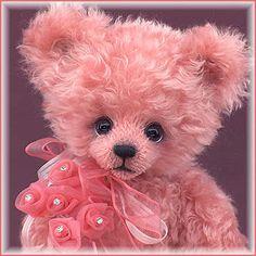 Faith by By Lena Volkova, Teddy Kingdom #pink ☮k☮ #rosa