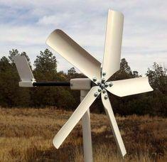 50 Watt DIY Small Wind Turbine Kit