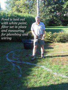 Twenty Steps To Build A Pond