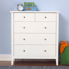Chest of drawers Baby Changing Tables, Changing Table Dresser, Baby Dresser, Nursery Dresser, Small White Dresser, Small Drawers, Childrens Dresser, Kids Dressers, Disney Rooms