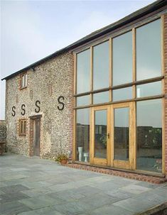 Barn Conversion Doors madley, hereford; £1.115 million guide price the best thing about