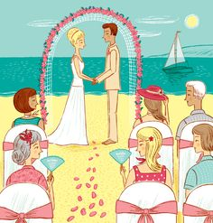We solicited the best advice for an oceanfront affair to keep you worry-free while exchanging vows on the sand.