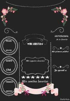 Girl Birthday Themes, Happy Birthday, Birthday Parties, Chalkboard Poster, Chalkboard Banner, Baby Shower, Ideas Para Fiestas, Chalk Art, Pink And Gold