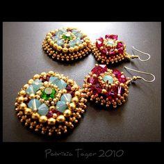 bollywood princess - earrings 01 copy