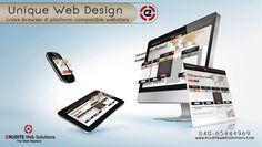 Unique Web Design  cross browser & platform compatible websites more info-> http://www.eruditewebsolutions.com/services.php #CustomWeb #Application #Development #WebDevelopment