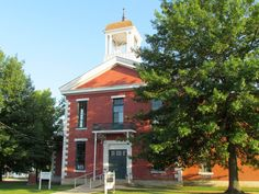 Restored  Former Phelps County Courthouse