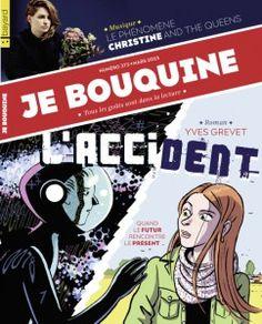Au sommaire de Je Bouquine n°373 mars 2015