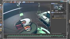 Creating a Broadcast Intro in part 01 Good Tutorials, Design Tutorials, 3d Design, Graphic Design, Cinema 4d Tutorial, How To Get Better, Pre Production, Digital Art Tutorial, Animation