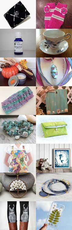 Eclectic Favors! by Erinn LaMattery on Etsy--Pinned+with+TreasuryPin.com