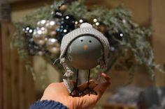 Vogeltje voor Kerst! #decoratie.