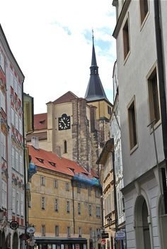 Prague historical center. Photo:T.Graffe