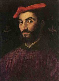 Sebastiano del Piombo (Venice, ca.1485-1547, Rome), by name of Sebastiano Luciani, was an Italian Renaissance-Mannerist painter of the early 16th century famous for his combination of the colors of the Venetian school and the monumental forms of the Roman school.