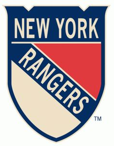 New York Rangers Special Event Logo on Chris Creamer's Sports Logos Page - SportsLogos. A virtual museum of sports logos, uniforms and historical items. Hockey Logos, Nhl Logos, Sports Team Logos, Hockey Teams, Sports Teams, Usa Sports, Hockey Stuff, Ice Hockey, New York Knicks