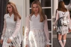 STYLE SPEAKS LOUDER THAN WORDS: TV/Film Fashion Icons: Clueless - Cher