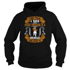I See Every Morning Is A Basenji  - Mens T-Shirt