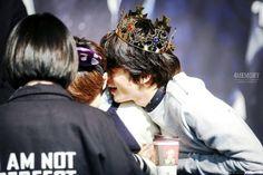 Gongchan and Sanduel<3<3<3