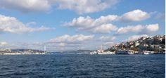 Турция. Азиатский Стамбул. По проливу Босфор проходит разделение Континентов. Также он делит и Стамбул на европейскую и азиатскую части.