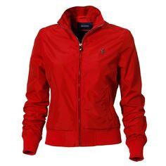 Ladies Ferrari Cavallino Rampante Jacket
