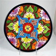 Talavera Dinner Plate - 11
