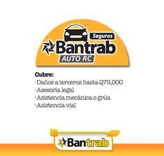 Seguros Bantrab.  http://www.bantrab.com.gt/Portal/Home.aspx?sub=seguros