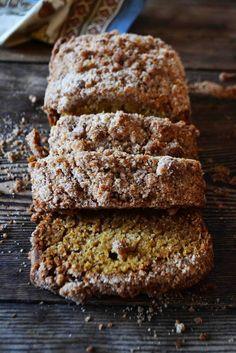 Snickerdoodle Pumpkin Bread: a sweet autumn vegan treat.