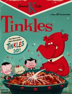 Lambey's Log: Tinkles the elephant.