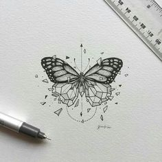 Beautiful | cute, black and white and drawing